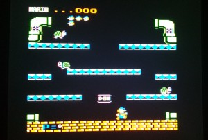 Mario Bros with native VGA output.