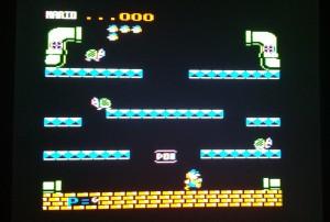 Mario Bros with native VGA output.
